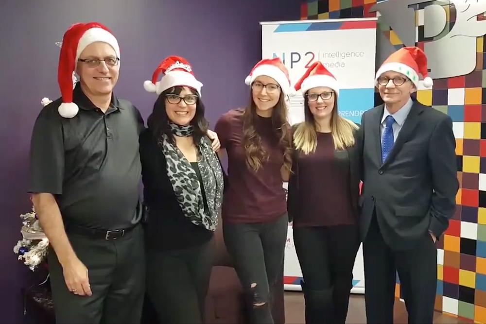 Noël 2017 - NP2 Intelligence média